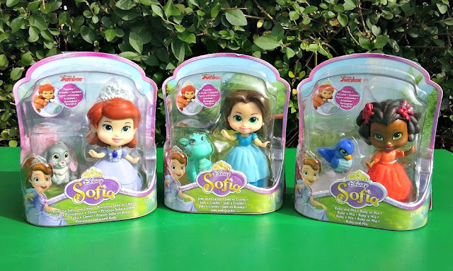 Sofia the First Toys from JAKKS Pacific - #SofiasAdventures - Blog  Review