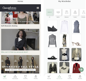 Lifestyle App of the Month - OpenWardrobe