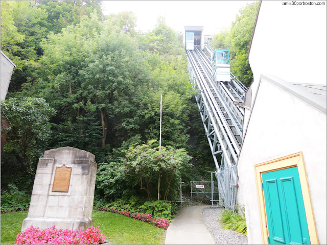 Funicular del Viejo Quebec
