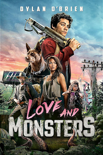 Love and Monsters (BRRip 1080p Dual Latino / Ingles) (2021)