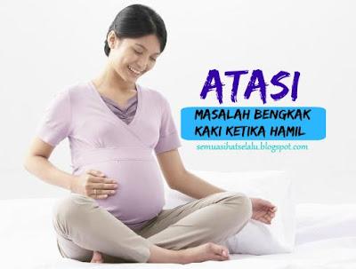 Edema ketika hamil