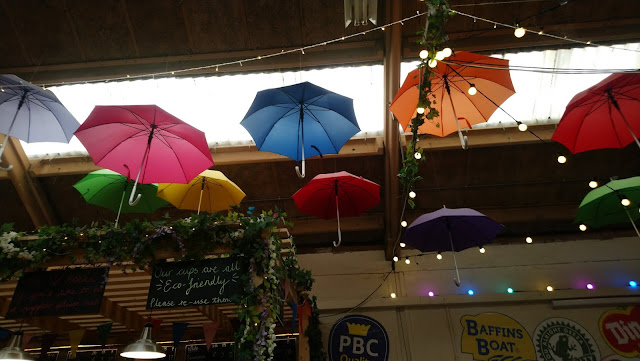 Outside-In Food Court, Portsmouth