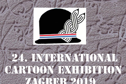 The List Participants of the 24th International cartoon exhibition ZAGREB 2019