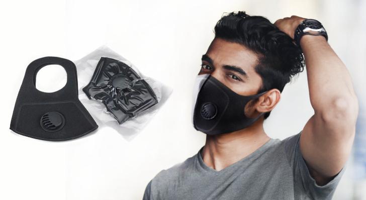 Safe Mask against coronavirus