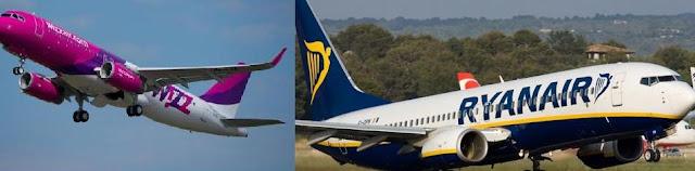 Nouvelles lignes; Marrakech – Budapest par Ryanair et Budapest- Agadir par Wizzair