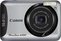 Canon PowerShot A490 Series Driver Download Windows, Mac