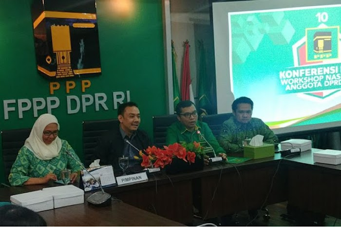 Ahok Diisukan Jadi Menteri, PPP: Jadi Komisaris Pertamina Saja Tak Ada Perubahan