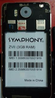 Symphony ZVII