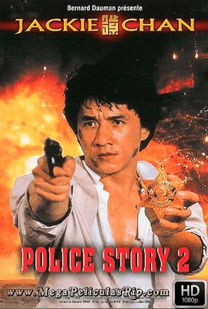 Police Story 2 [1080p] [Latino-Chino] [MEGA]