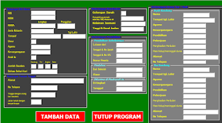 Download Aplikasi Data Siswa Untuk Semua Jenjang Pendidikan SD, SMP dan SMA