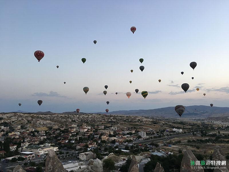 探訪土耳其秘境30天之旅第22天:卡帕多奇亞自駕遊 紅線(Red Tour)奇特地形之旅