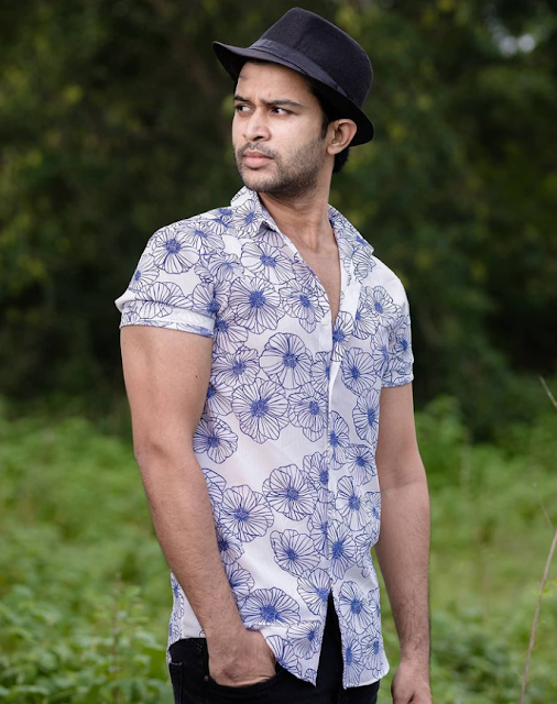 Indian Actor Abijeet Duddala Photos