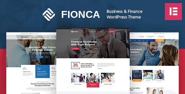 Best Business & Finance WordPress Theme