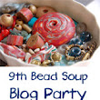 9th Annual Bead Soup Blog Party!!!