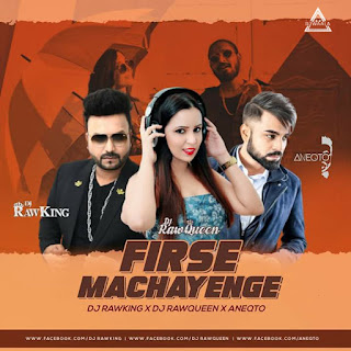 FIRSE MACHAYENGE - DJ RAWKING X DJ RAWQUEEN X ANEQTO