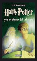 Harry potter misterio principe rowling