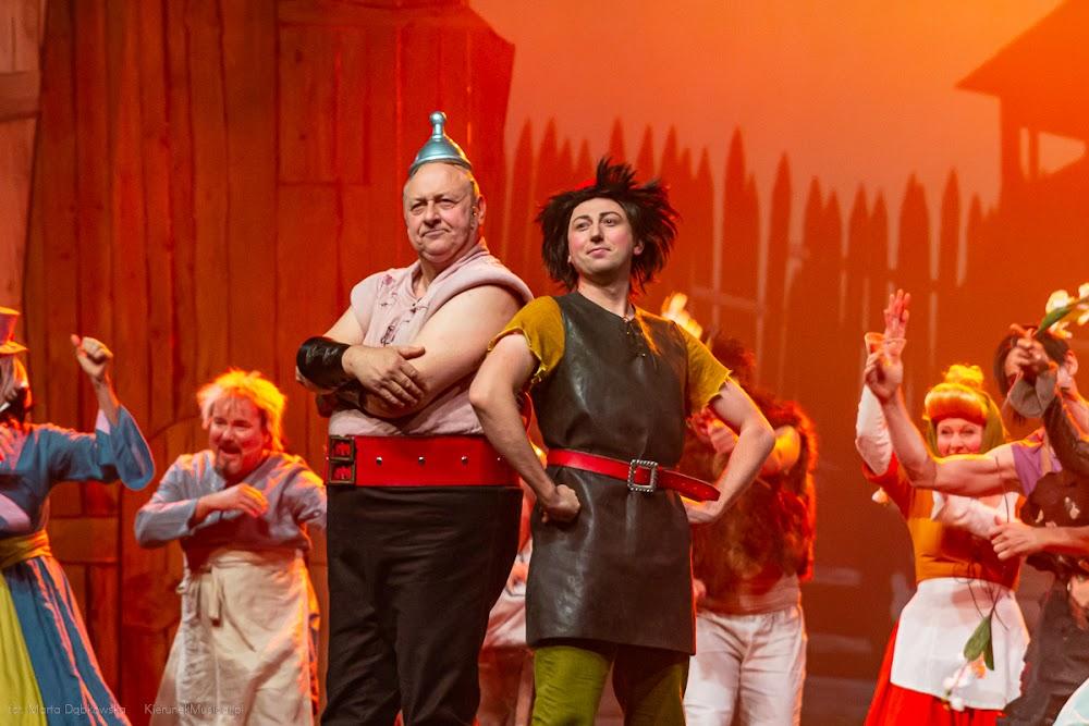 Kajko i Kokosz musical Teatr Syrena