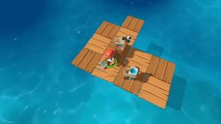 Epic Raft: Fighting Zombie Shark Survival apk mod