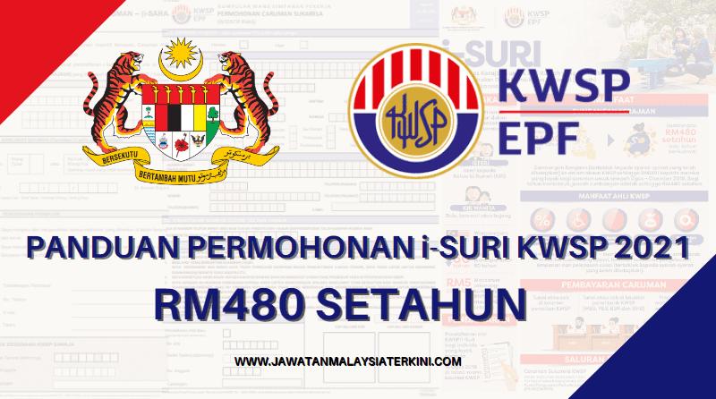Panduan Permohonan i-Suri KWSP RM 480 - Mohon Sekarang!