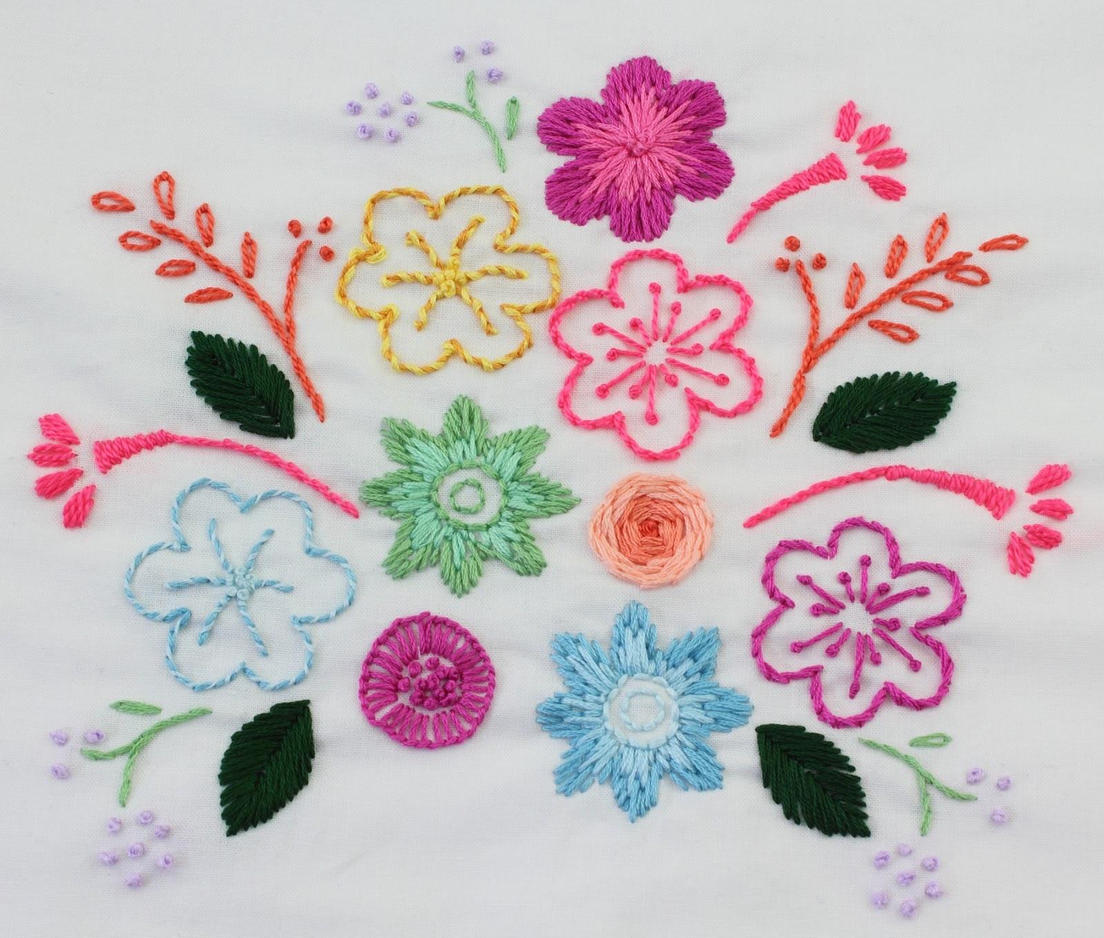 Daisy Flower Stitch N/ähmaschine N/ähfu/ß f/ür alle Low Shank S/änger Janome Brother BIOBEY Flower Stitch N/ähfu/ß
