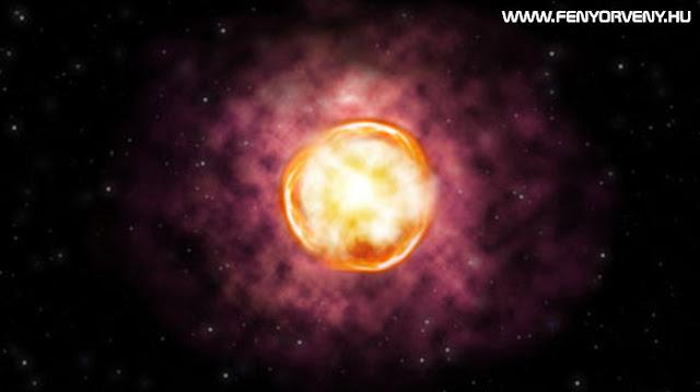 Csillagrobbanás, ami semmit sem hagy maga után
