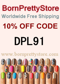 Born Pretty Store Code: DPL91