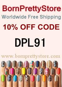 Born Pretty Store Code: DPL91