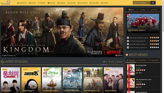 6 Best ViewAsian Alternatives – Watch Korean Drama Online Free