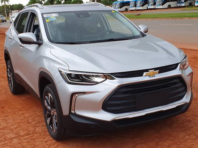 Novo Chevrolet Tracker 2021 - Premier