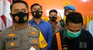 Sat Reskrim Polres Labuhanbatu Tangkap Kades Lobu Rampah Terkait Korupsi APBDes Tahun 2017