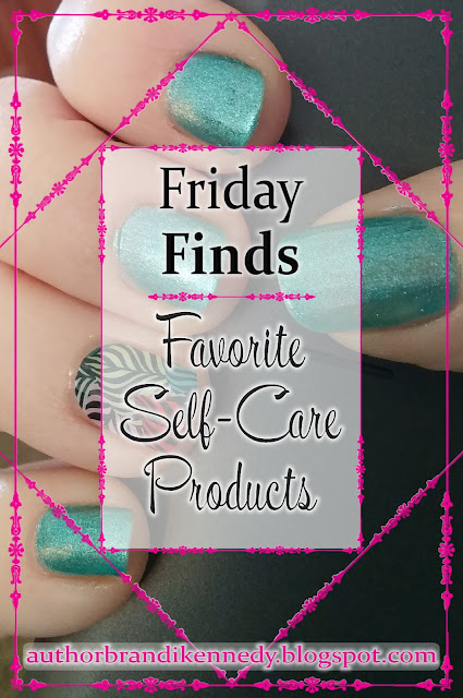 Friday Finds: Favorite Self-Care Products