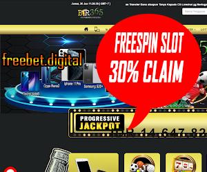 FREE SPIN SLOT 30% CLAIM BIR365