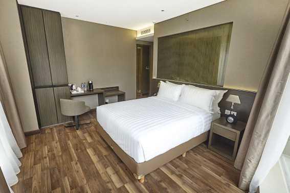 Kamar di Ashley Hotel Jakarta
