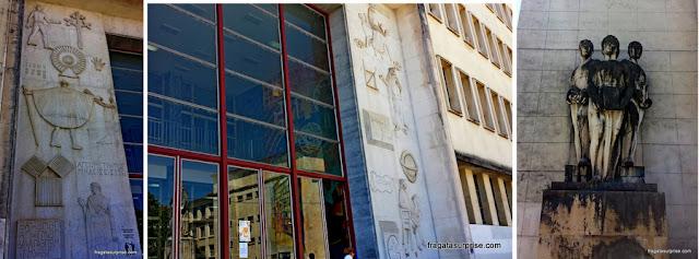 Edifícios dos institutos da Universidade de Coimbra
