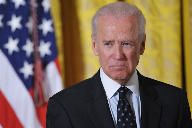 Joe Biden: Americans are 'living through a battle for the soul of this nation'