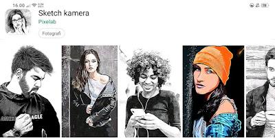 aplikasi pengedit foto jadi kartun