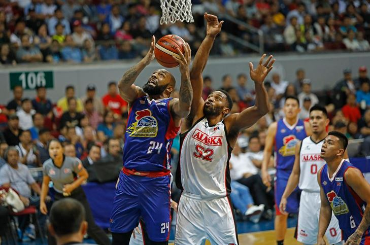 LIVE STREAM: Magnolia vs Alaska Game 3 PBA Governors' Cup Finals 2018