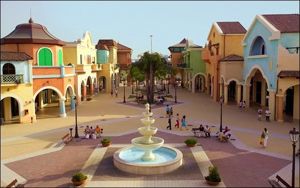 Best shopping complexes in milan the third series th3 for Outlet near milan
