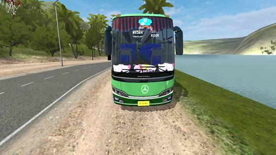 mod bussid skyliner