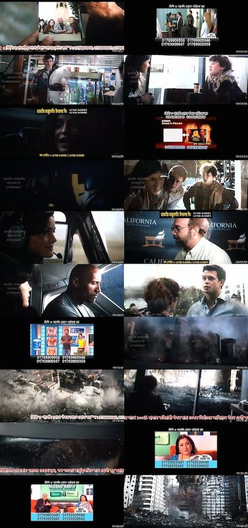 San Andreas (2015) Hindi Dubbed