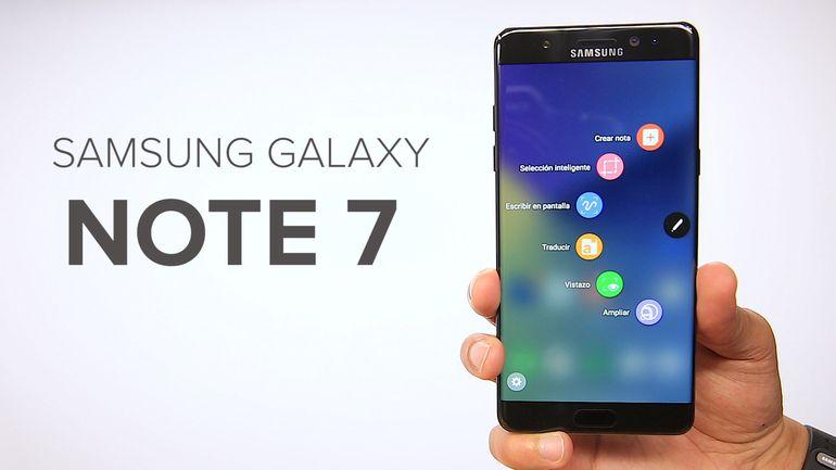 Samsung mengatakan bahwa sudah 96% galaxy note 7 dikembalikan