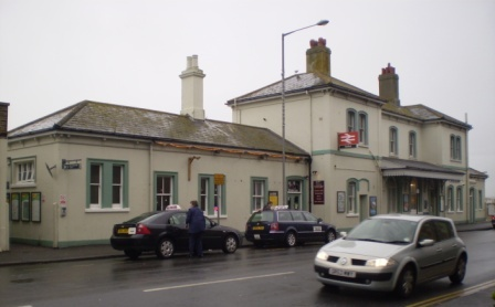 Seaford LBSCR station buildings
