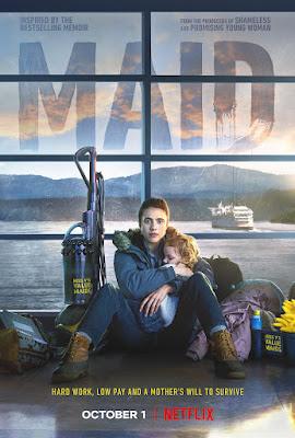 Maid Netflix Miniseries Poster