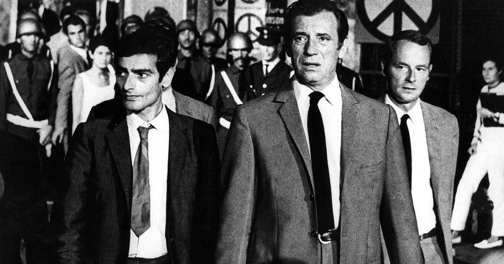 """El Acorazado Cinéfilo - Le Cuirassé Cinéphile: """"Z"""" (1969 ...  Irene"""
