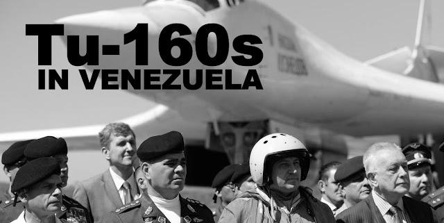 Tu-160s in Venezuela — The Message