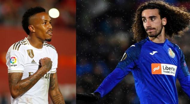 لاعب خيتافي ينفي الإساءة العنصرية ضد مدافع ريال مدريد