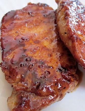 GLAZED PORK CHOPS #recipes #dinnerrecipes #quickdinnerrecipes #easydinnerrecipes #goodquickandeasydinnerrecipes #food #foodporn #healthy #yummy #instafood #foodie #delicious #dinner #breakfast #dessert #lunch #vegan #cake #eatclean #homemade #diet #healthyfood #cleaneating #foodstagram