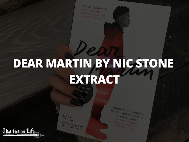 Dear Martin by Nic Stone Extract