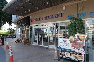 Villa Market in Pattaya, Thailand