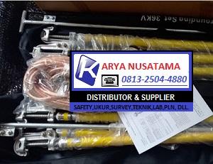 Jual Forza Grounding Set For 24kv di Kalimantan
